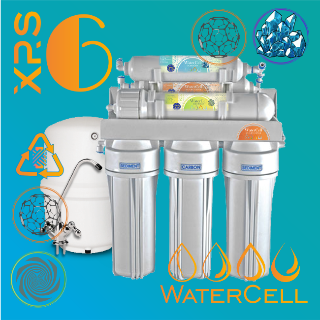 WaterCell-Osmose-Filteranlage-XRS-6